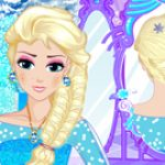 Elsa Royal Hairstyles